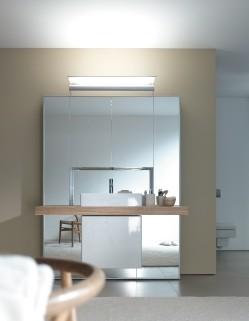 mirrorwall b torok a duravitt l. Black Bedroom Furniture Sets. Home Design Ideas